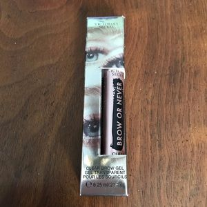 Clear Brow Or Never Brow Gel